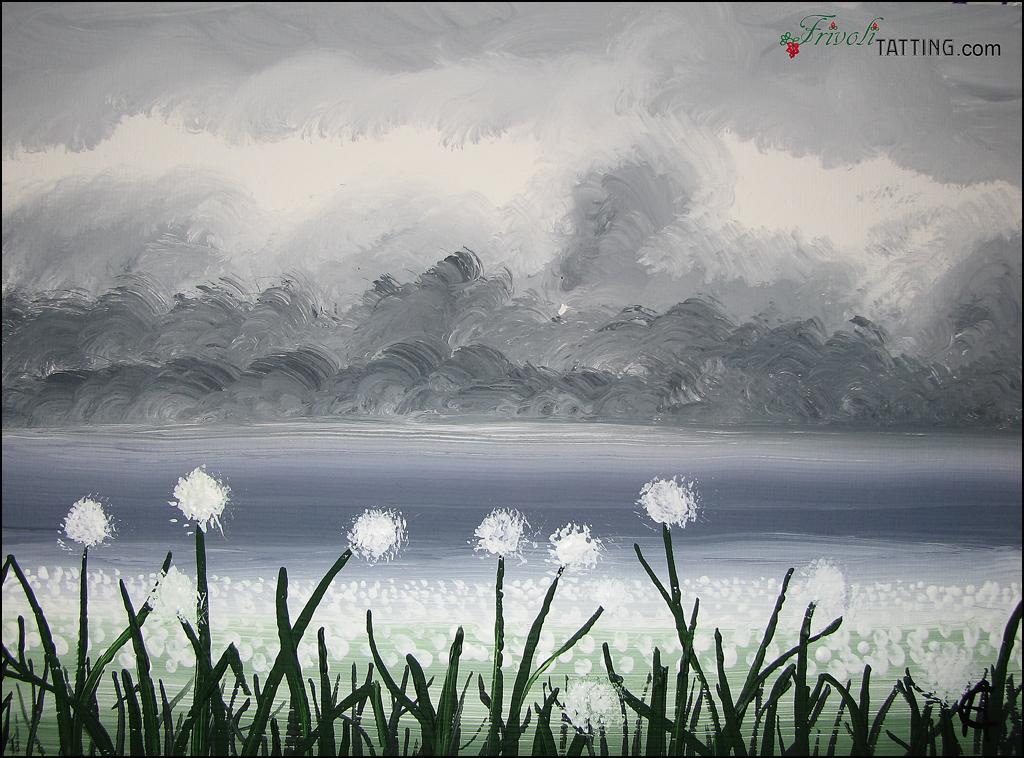 Картина А. Елисеева. Painting A. Yelisejeva